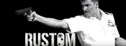 Watch Rustom Movie Official Trailer Akshay Kumar