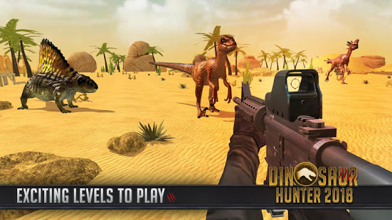 Download Game Dinosaur Hunter 2018 Mod Money cho Android