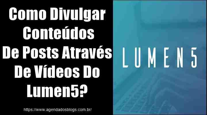 Como fazer posts em formato de vídeo