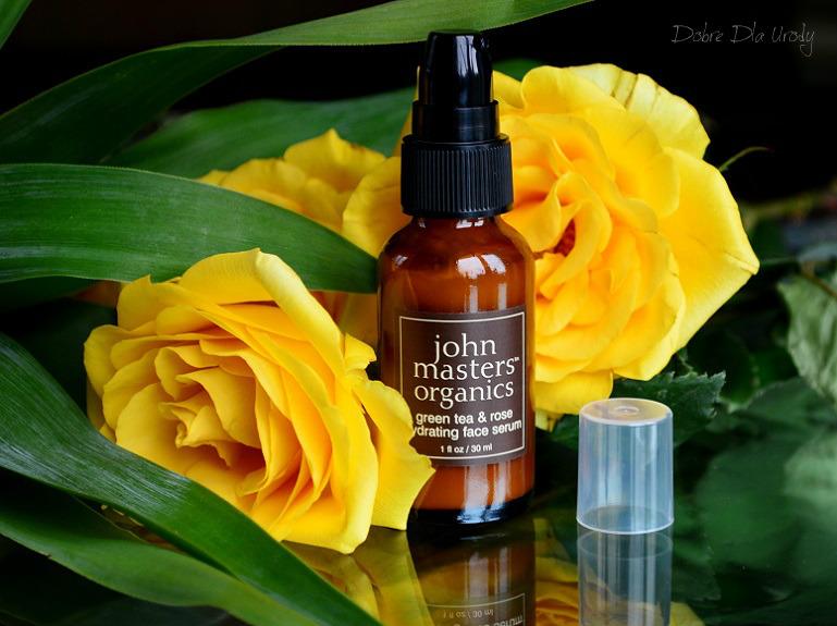 Green Tea & Rose Hydrating Face Serum John Masters Organics
