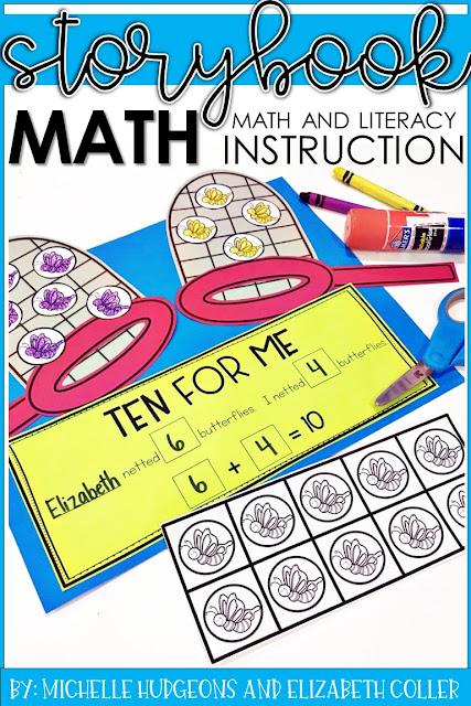 Storybook Math The Kinderhearted Classroom