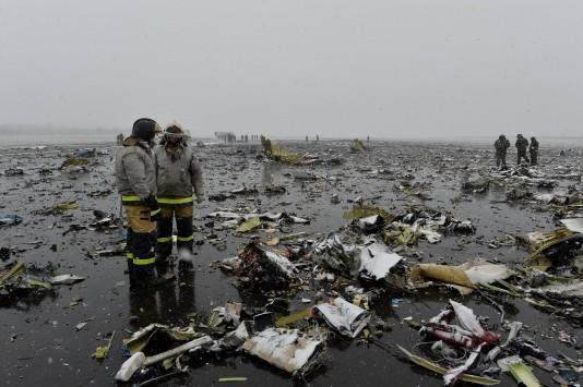 Κύπριος ο πιλότος του αεροσκάφους που συνετρίβη στο Ροστόφ της Ρωσίας με 62 νεκρούς....