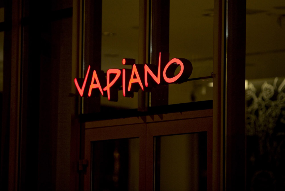 NURU THE LIGHT VALENTINES DAY WEEL SPENT AT VAPIANO WITH