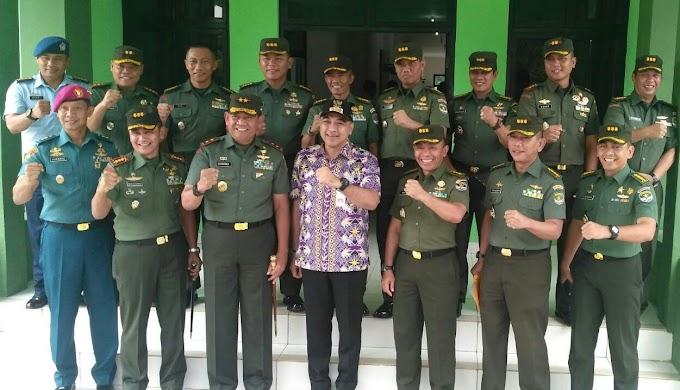 Pangdam Jaya Tinjau Kesiapan Kodim 0510/Trs