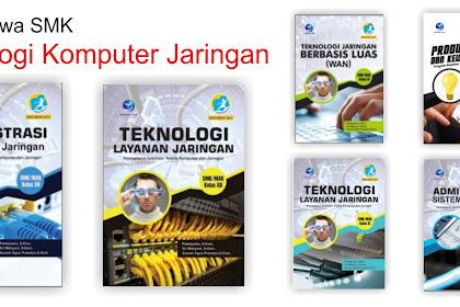 Buku Siswa SMK - Teknologi Komputer Jaringan