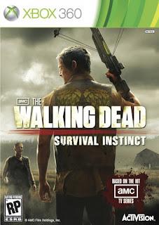 The Walking Dead Survival Instinct (X-BOX 360) 2013