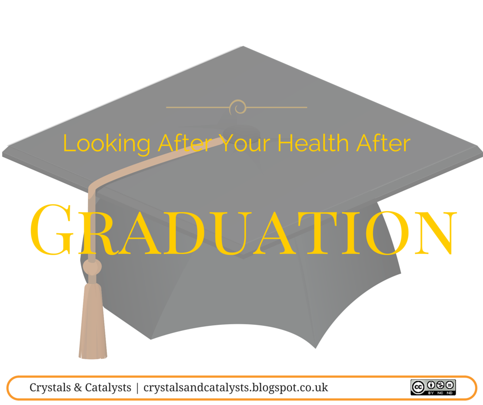 My First Guest Post on GradJobs UK - Looking After Your Health After