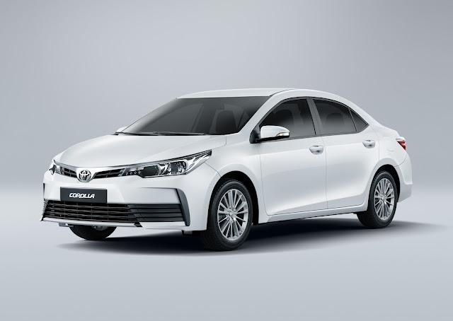 Toyota Corolla 2019: fotos, detalhes e preço