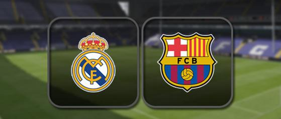 Live Streaming EL Clasico Real Madrid vs Barcelona