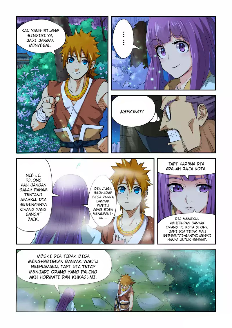 Tales of Demons and Gods Chapter 123.5