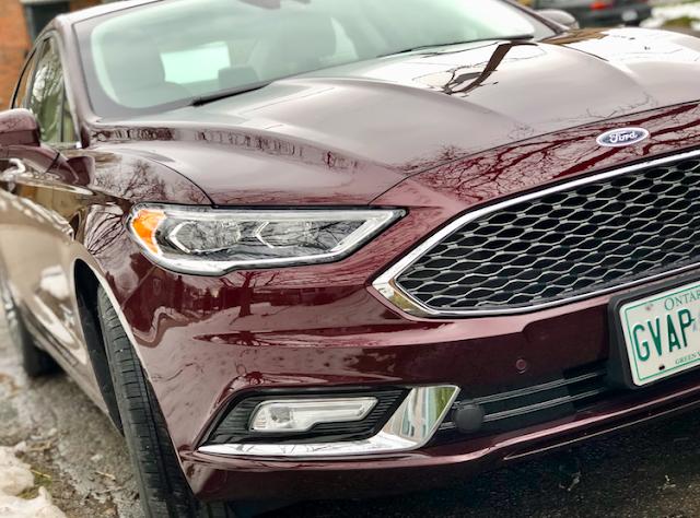 Ford Fusion Energi Hybrid #FordFusionEarthDay