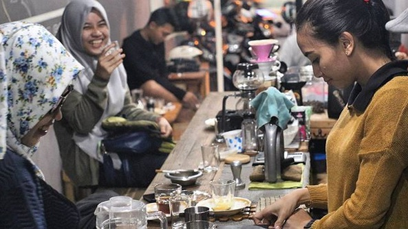 Kedai Kopi Surabaya