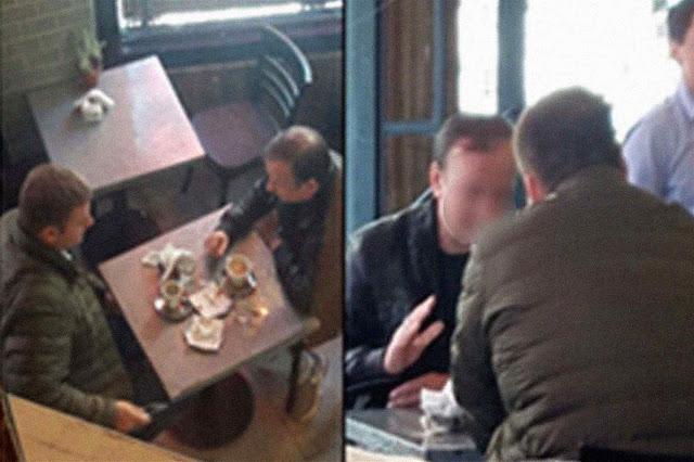 Operativo internacional acompanhou os contatos do agente russo 'Senhor K'.