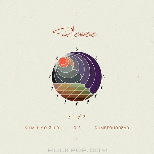 LIVE – Please (Feat. KIM HYO EUN, G2, DUMBFOUNDEAD) – Single