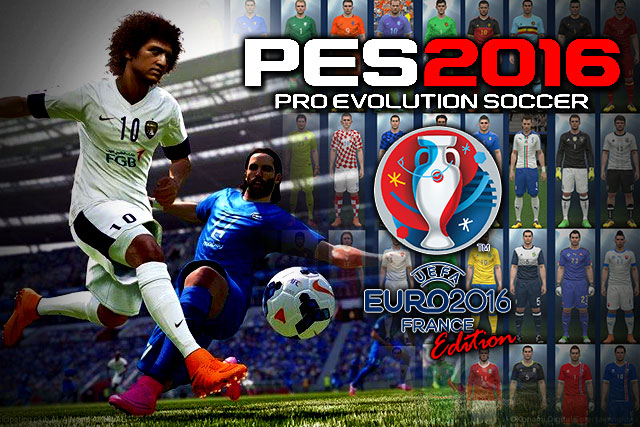 PES 2016 Euro 2016 Kit v.5.1 [Downloads]