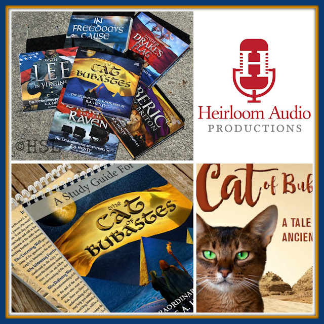 Heirloom Audio, The Cat of Bubastes, audio theater