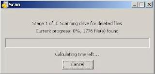 Cara Mudah Mengembalikan File Yang Terhapus Menggunakan Recuva