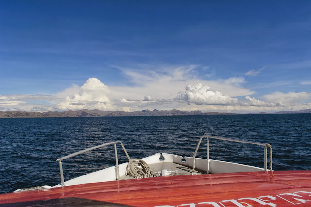 Titicaca Gölü, Bolivya