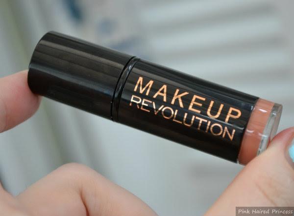 makeup revolution amazing lipstick the one case