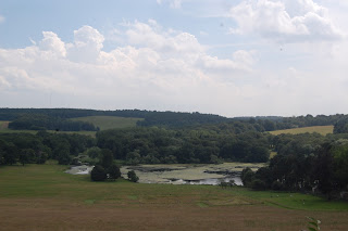 A Capability Brown landscape but it's what's behind that takes the breath away