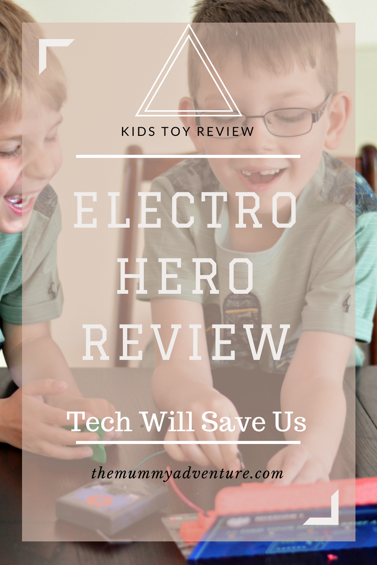 The Adventure of Parenthood: Tech will Save Us // Electo