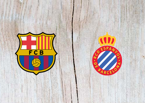 Barcelona vs Espanyol Full Match & Highlights 30 March 2019