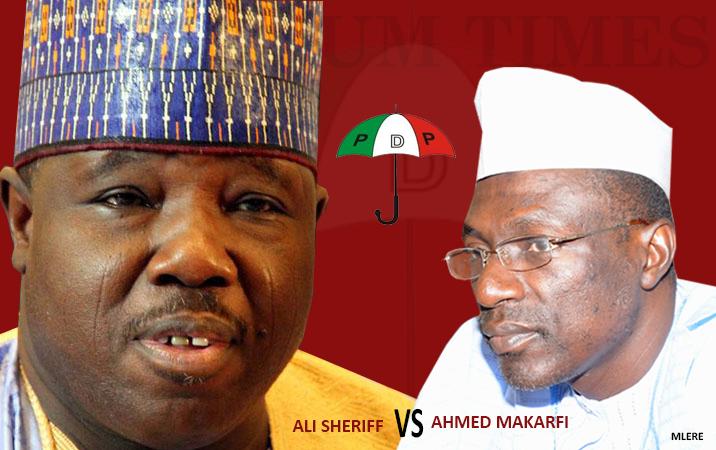 Supreme to decide Sheriff and Makarfi powers