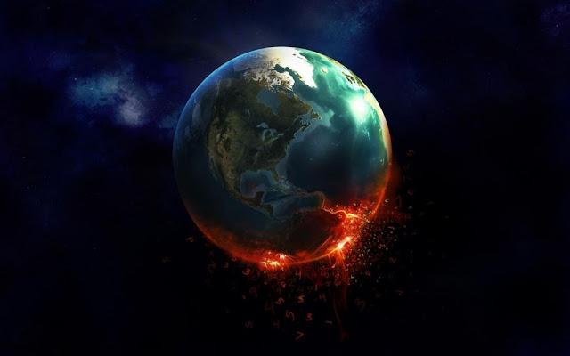 Bumi dan neraka bernafas