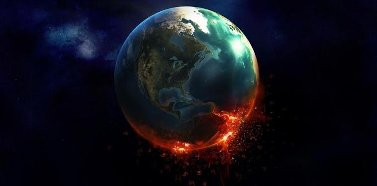 Inilah Tanda Kalau Bumi dan Neraka Sedang Bernafas
