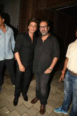 #instamag-anand-l-rai-celebrates-birthday-with-zero-leads-anushkha-sharma-and-shah-rukh-khan
