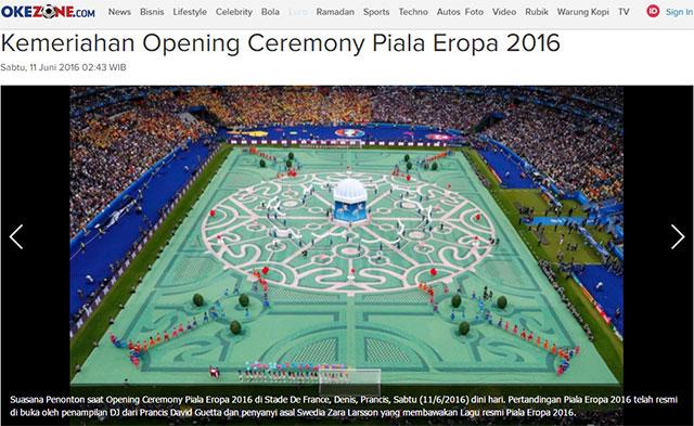 Memanfaatkan Momen Piala Eropa 2016