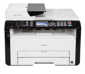 Ricoh SP 212SFw driver printer