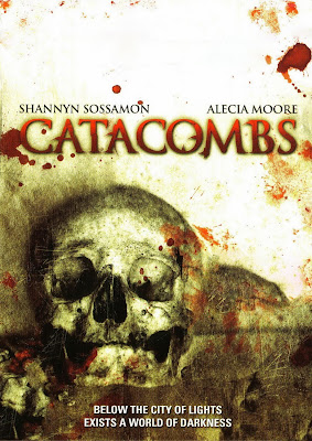 Poster Of Catacombs (2007) In Hindi Dubbed 300MB Compressed Small Size Pc Movie Free Download Only At worldfree4u.com