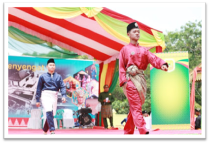 Festival of the Penyengat Island