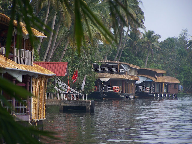 Backwaters à Alleppey