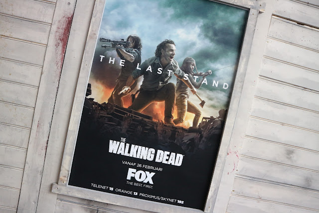 "Affiche - The Walking Dead - ""The Last Stand"""