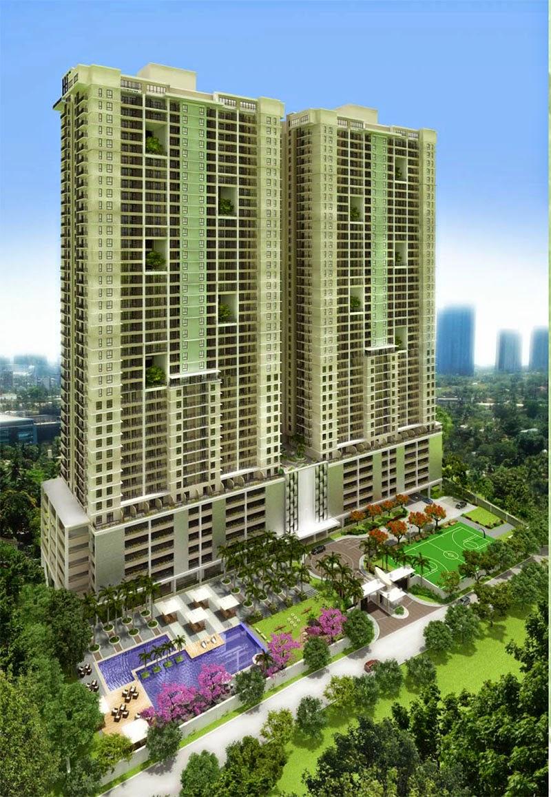 La Verti Residences Building Facade