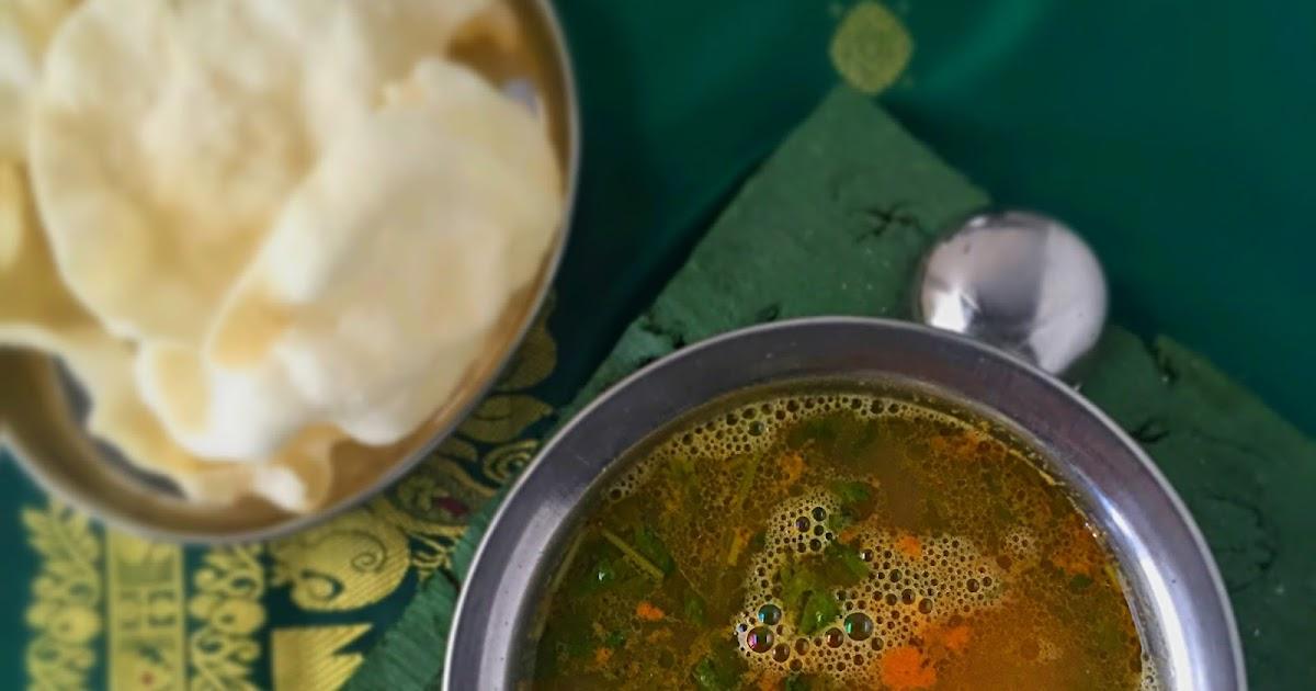 Recipe Of Cake In Kannada: MASTERCHEFMOM: Mysore Rasam