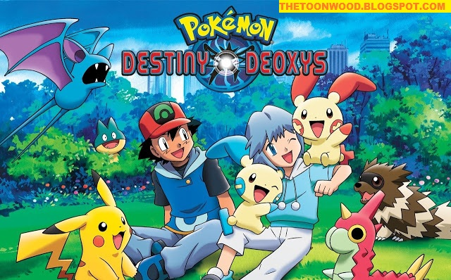 POKÉMON Movie 7: Deoxy aur Tory ki Story HINDI Dubbed Full Movie [HD] (HUNGAMA TV)