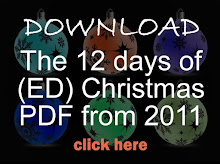 Download 'The 12 days of ED Christmas' as a PDF