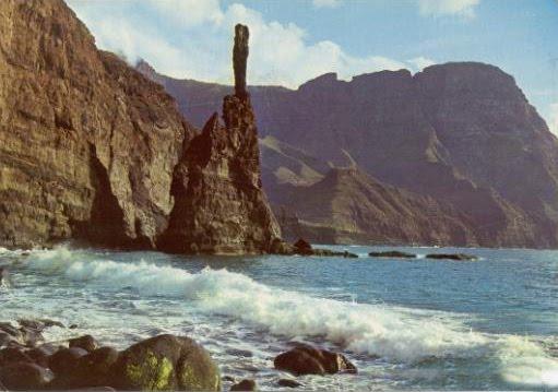 Agaete (Gran Canaria).