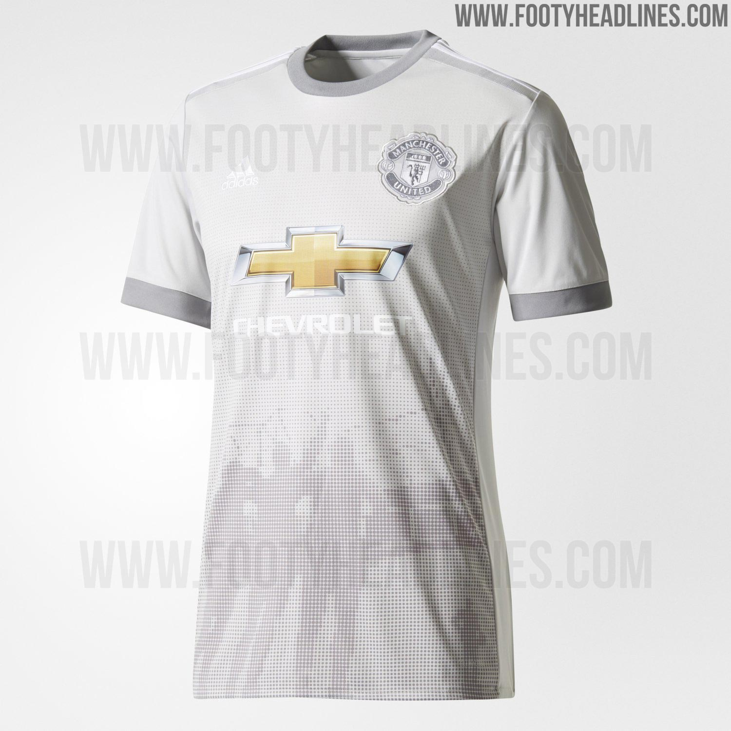 Manchester United 17-18 Third Kit Released - Footy Headlines