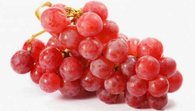 Khasiat dan manfaat anggur merah