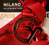 Milano21 Half Marathon