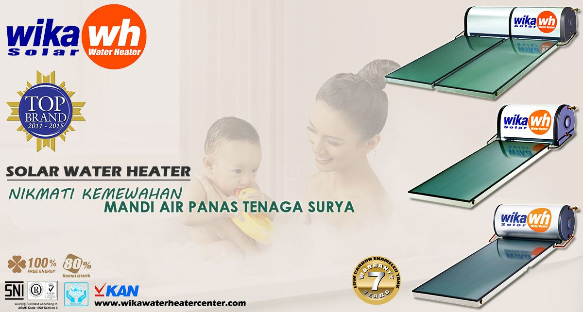 Service Pemanas Air Wika Swh Tenaga Surya Jakarta Service