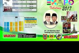 PorProv Expo 2017 Di Kabupaten Tabalong