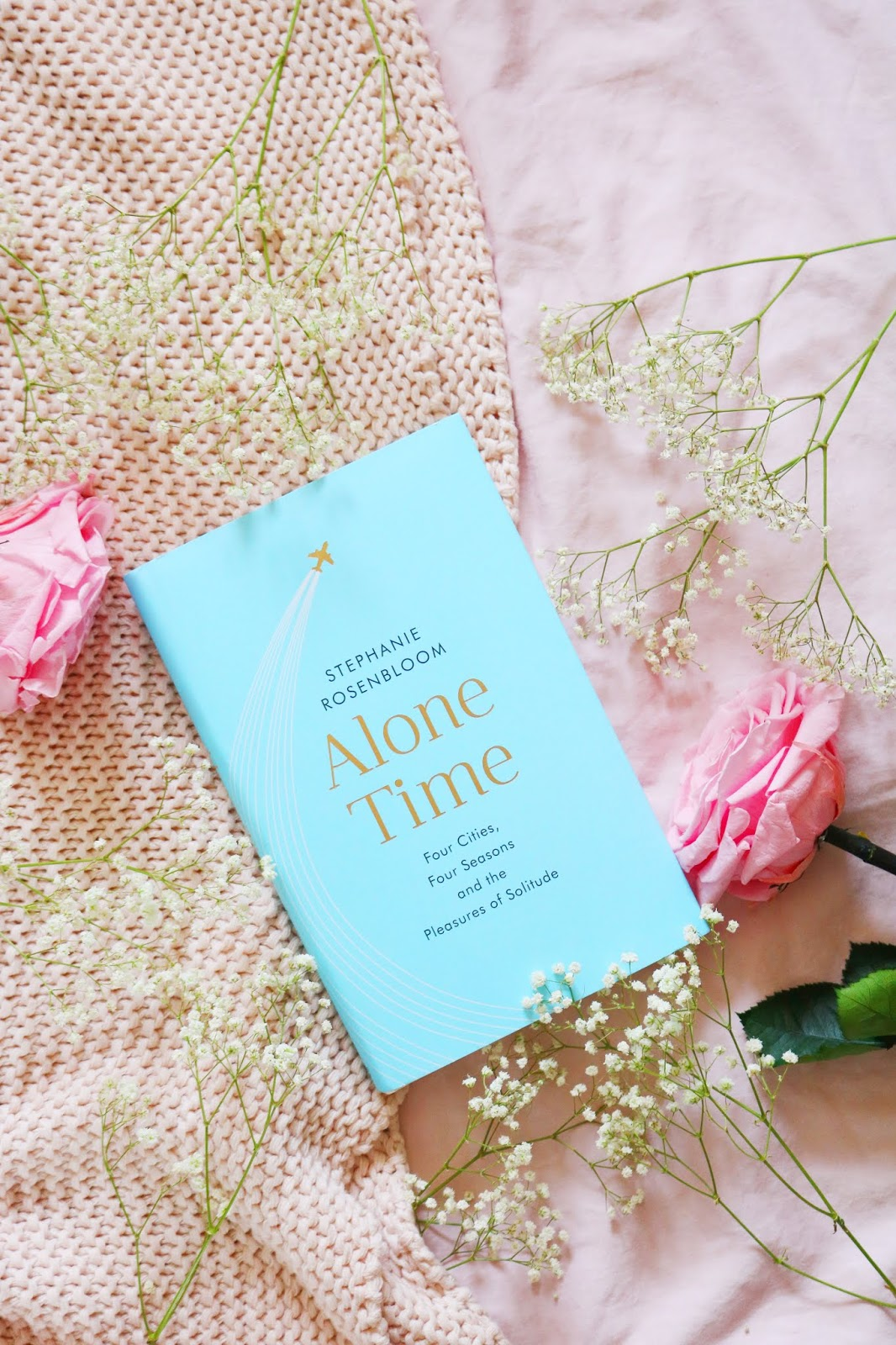 Blog Tour: Alone Time by Stephanie Rosenbloom