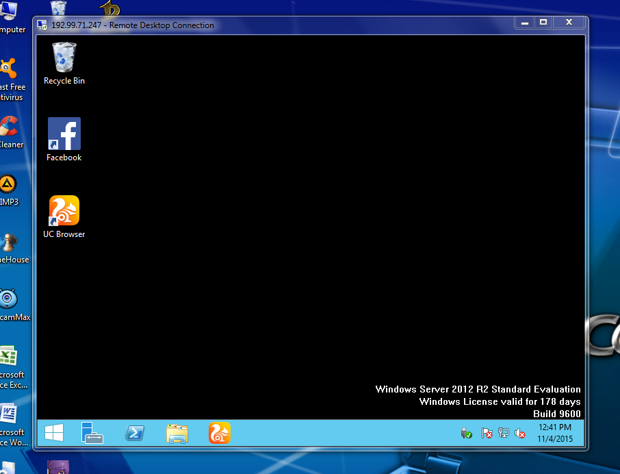 how to connect remote desktop in windows 7