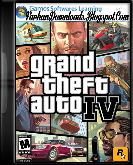 gta 4 free download for pc compressed