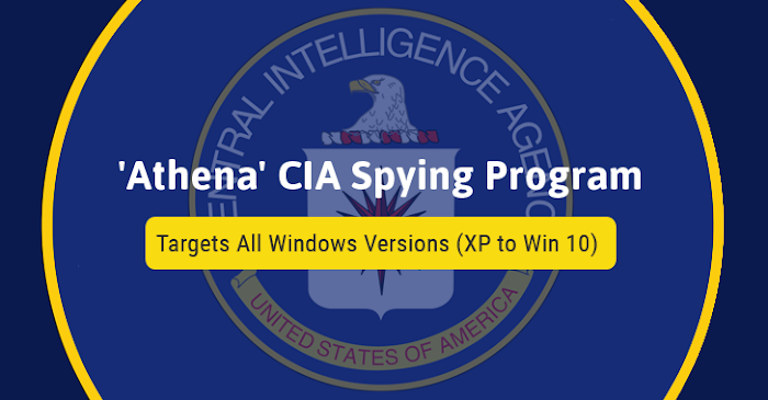 cia-Athena-windows-hacking-tool